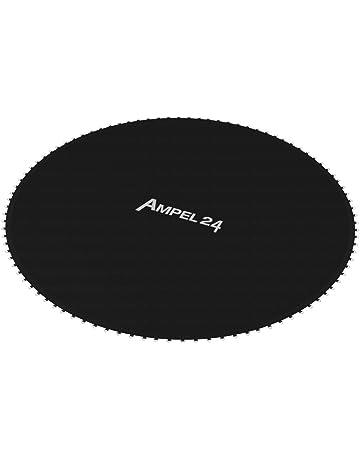 Ampel 24, Lona de Salto de reemplazo para Cama elástica con diametro de 244 cm