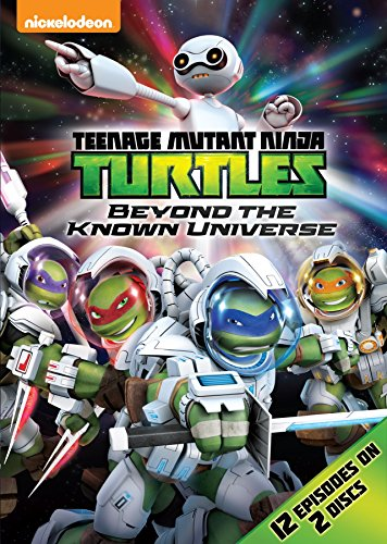 Teenage Mutant Ninja Turtles: Beyond The Known 2 Dvd ...