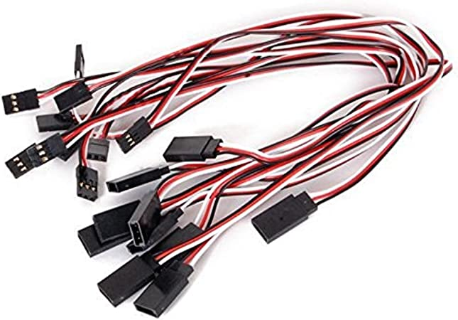 1Pcs Servo Extension Cord Lead Y Wire Receiver Cable Car PVC For RC R3W0