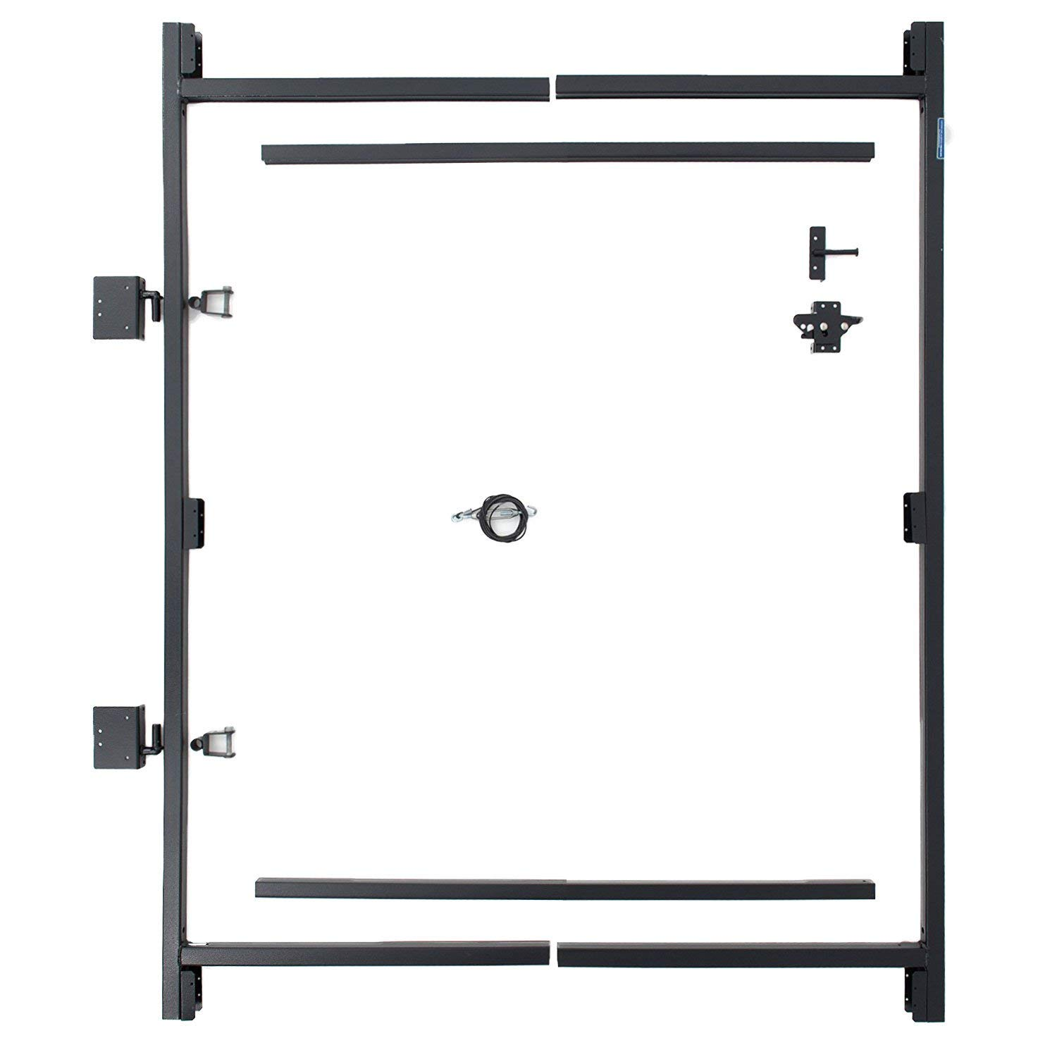 Adjust-A-Gate Steel Frame Gate Building Kit, 36''-60'' Wide Opening Up to 7' High (3 Pack) by Adjust-A-Gate (Image #2)