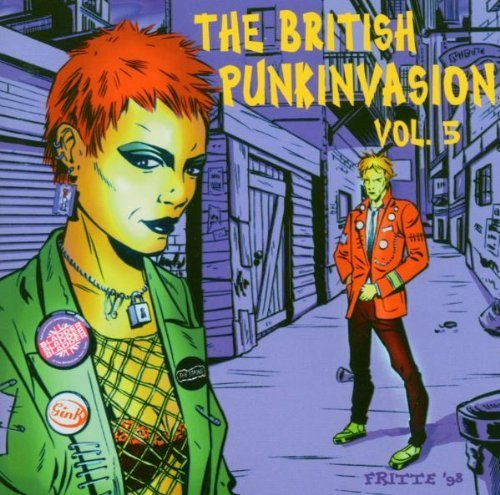 British Punk Invasion Vol Various Fixed price for sale Challenge the lowest price of Japan ☆ 5 by
