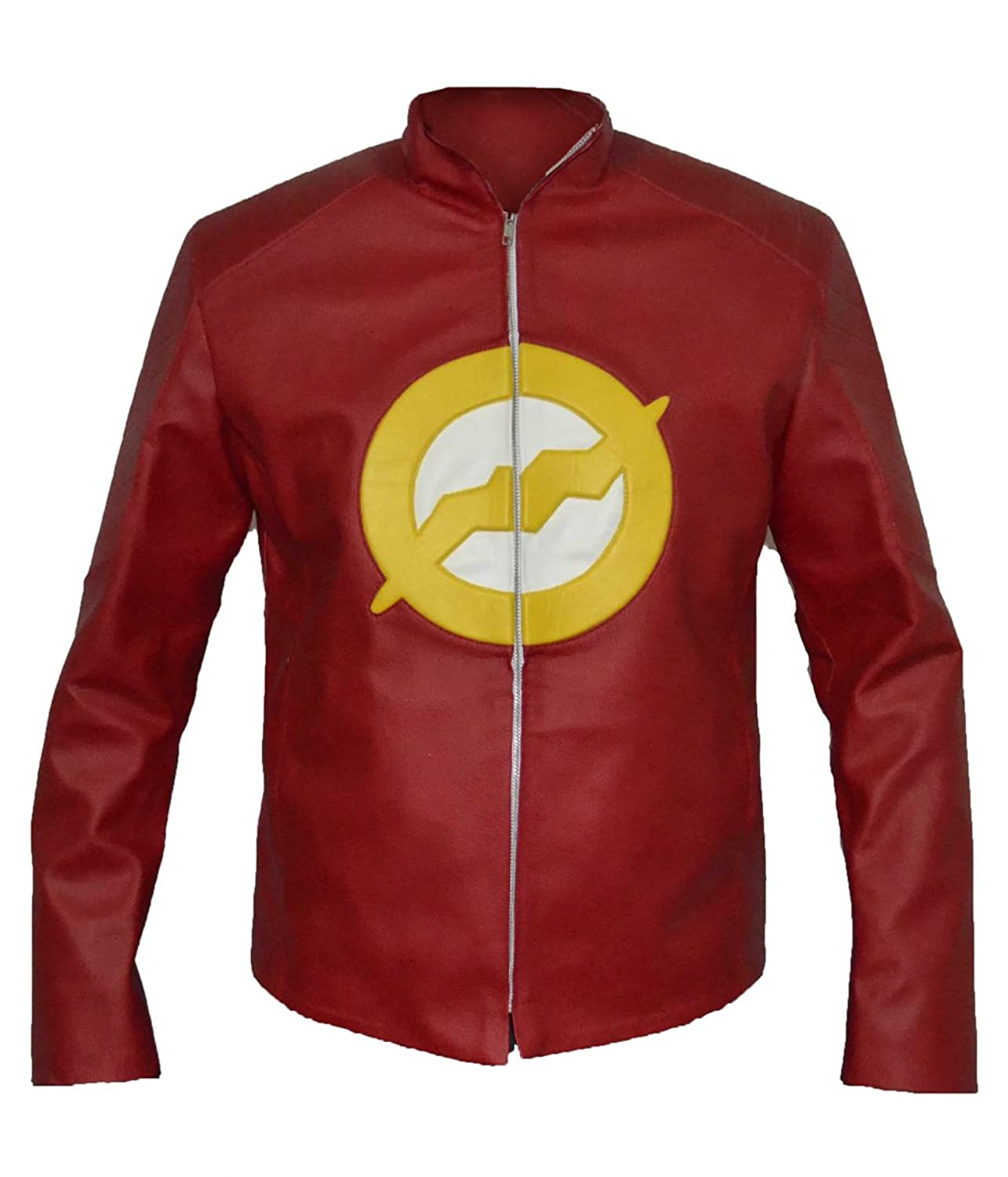 Flash Faux Leather Jacket SAT 1