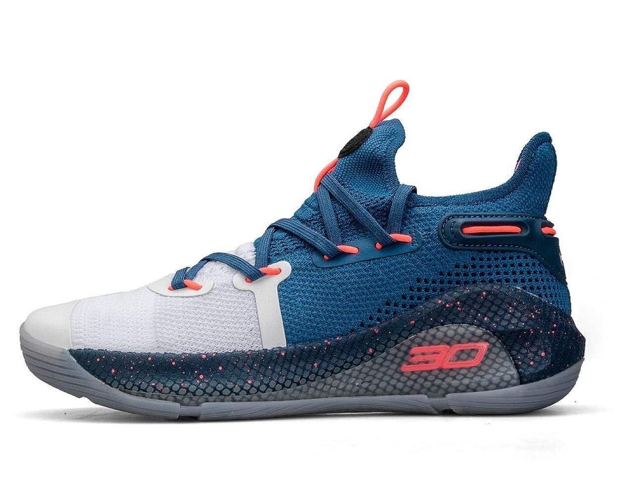 hot sale online 5a4ac d2db3 Amazon.com | jzjwmza Curry 6 Generation Basketball Shoes ...