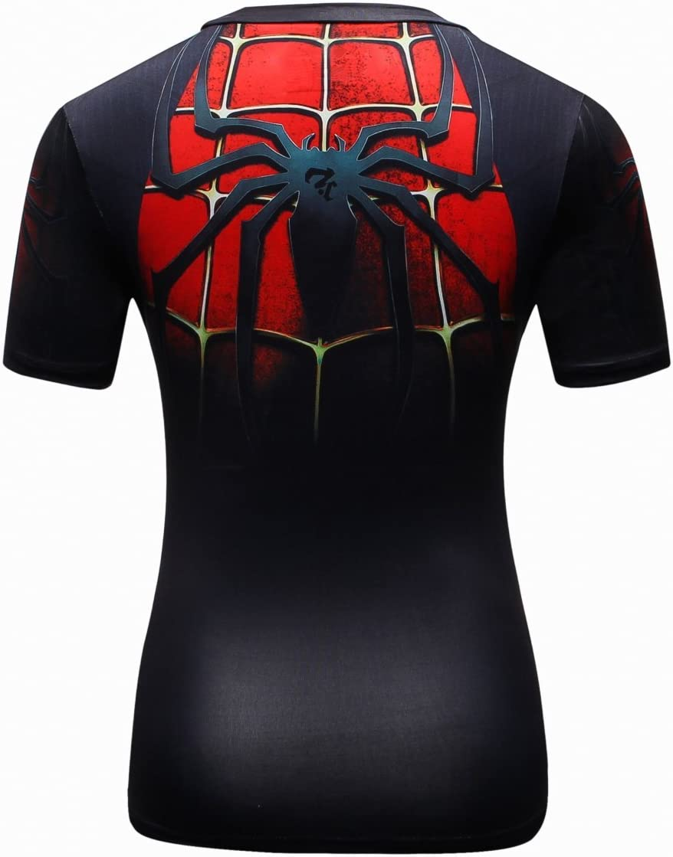 Cody Lundin Frauen Mode Amerika f/ührend Held Logo Bedruckt Cosplay Laufen Fitness Sport Kurzarm