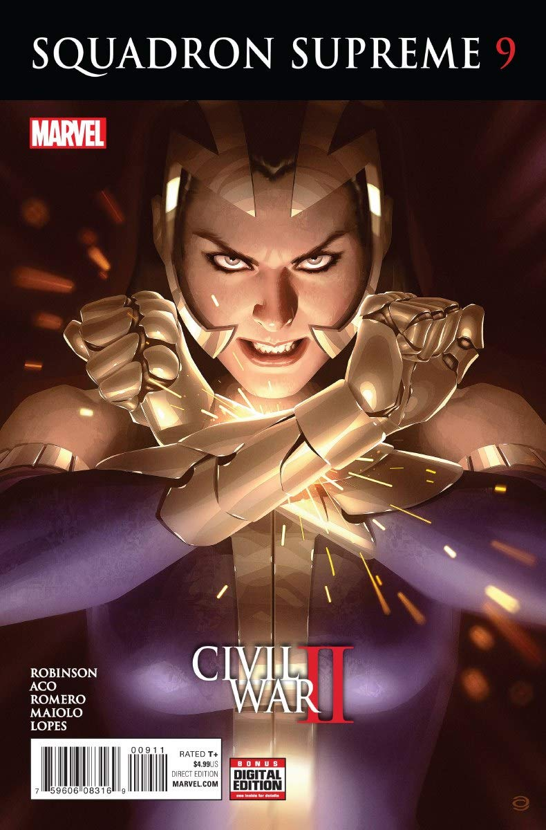 Download Squadron Supreme V3 #9 pdf