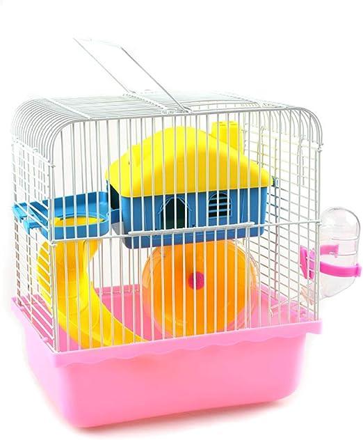 Yanxinenjoy Ventilador de Juguete portátil para Jaula de Mascota pequeño, Duradero y Resistente: Amazon.es: Productos para mascotas