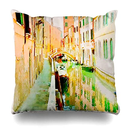Groovy Amazon Com Ahawoso Throw Pillow Cover Scene Vintage Pdpeps Interior Chair Design Pdpepsorg