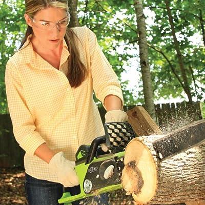 GreenWorks DigiPro G-MAX 40V Li-Ion 16-Inch Cordless Chainsaw