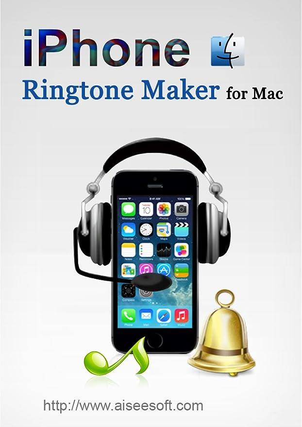 Amazon com: Aiseesoft iPhone Ringtone Maker for Mac