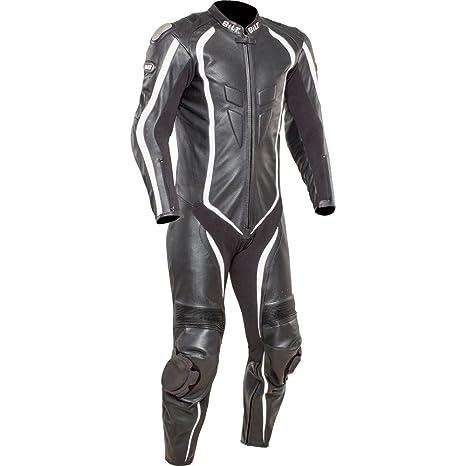 Amazon.com: BILT Predator - Traje para motocicleta de piel ...