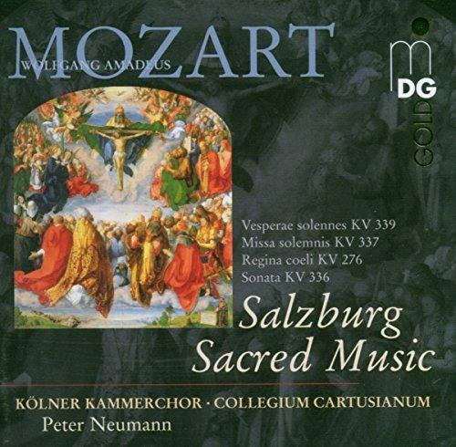 (Salzburg Sacred Music by W.A. Mozart (2006-01-24))