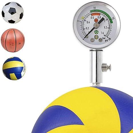 Indicador de presión de bola preciso, Medidor de presión de aire ...