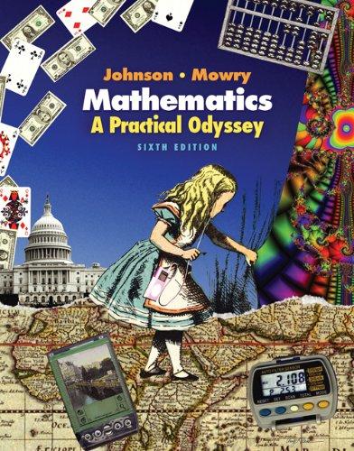 Mathematics: A Practical Odyssey (6th Edition)
