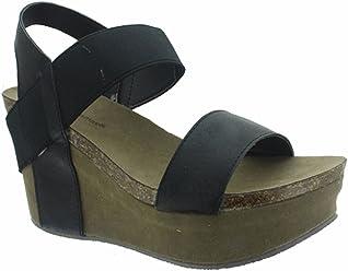 17eb76e881e Pierre Dumas Hester-1 Women s Platform Wedge Sandal