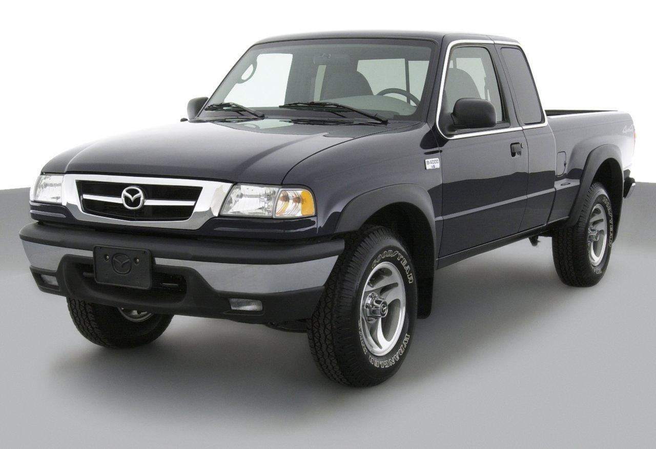 2003 mazda b2300 se cab plus 125 wheelbase 2 3l manual transmission