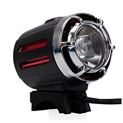 Lampes Frontales LED 1200,1 Mode , XM-L T6 18650 Contrôle d'angle Camping/Randonnée/Spéléologie Usage quotidien Cyclisme Chasse