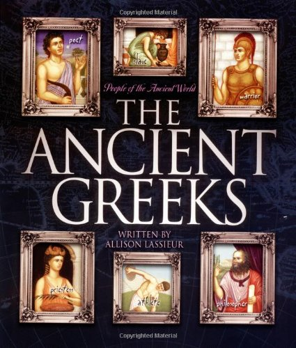 The Ancient Greeks (People of the Ancient World) PDF Text fb2 ebook