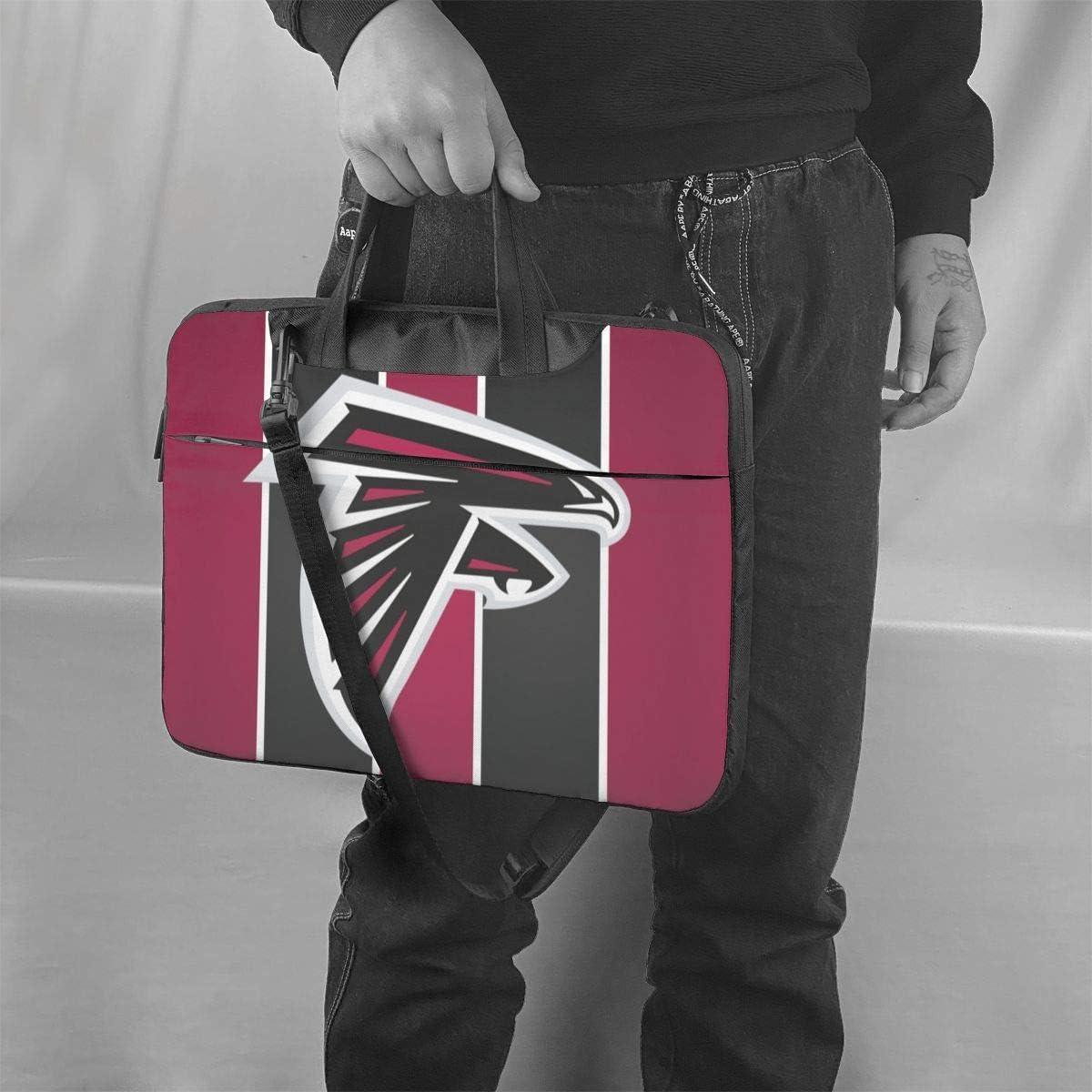 ALHOKLAus Atlanta Falcons Stylish Customized Laptop Bag, Portable Shoulder Bag, Crossbody Bag and Briefcase (3 Sizes)