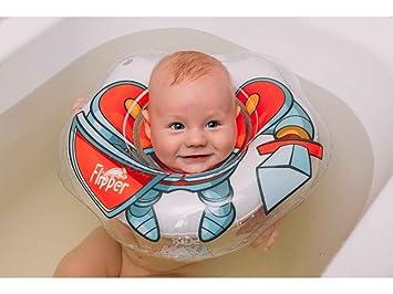 Aleta, flotador anillo inflable de PVC para bebé con correa para el hombro, Knight: Amazon.es: Deportes y aire libre