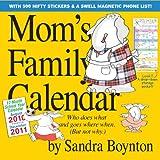 Mom's Family Calendar 2011