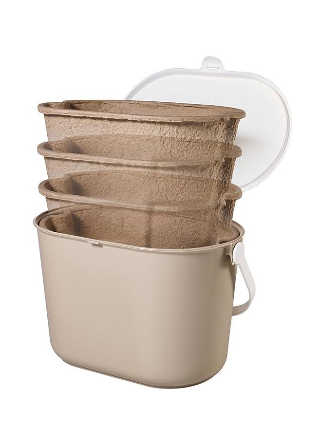 Amazon.com: Compost Bin Buddy Colector de abono de cocina ...