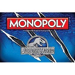 Monopoly: Jurassic World Edition Juego de mesa