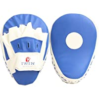 IWIN Boxing/Karate Focus Pads Curved 1 Pair