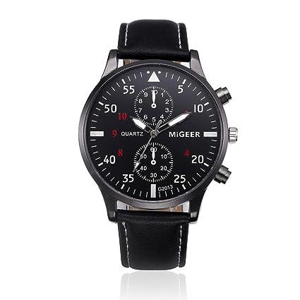Amlaiworld Reloje Mujer reloj deportivo baratos Reloj de pulsera de cuarzo analógico de aleación
