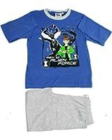 Kids Pyjamas Boys Girls - Spiderman Iron Man Hello Kitty Minnie Mouse Scooby Doo Ben 10 in Kids Age 2 - 8