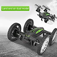 Uboo New Cam Off-road Remote Control Flying Car with 2.4G RC Quadcopter