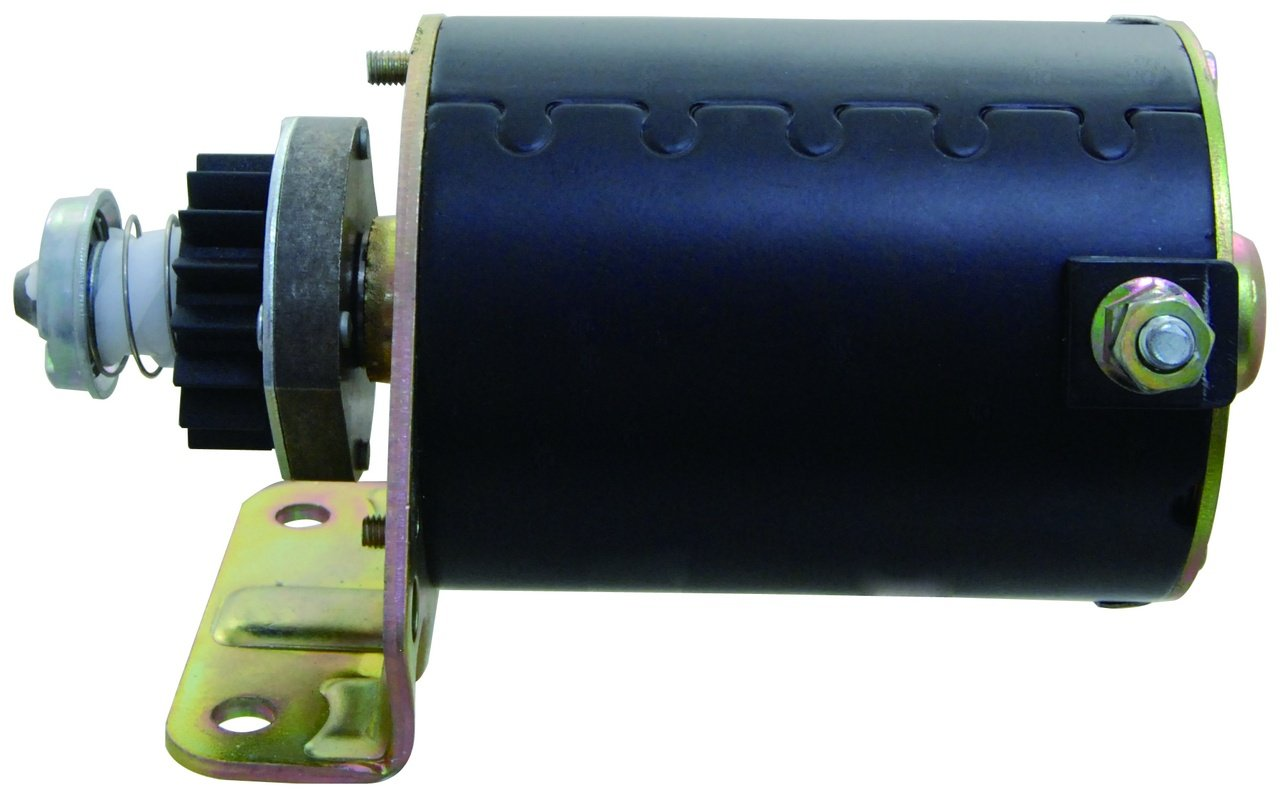 New Starter Motor For Briggs & Stratton 7 8 10 11 12 12.5 16 18 HP Engines 1972-2002 90838 391423 392749 394805