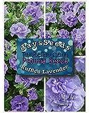 Tumbelina Maria 200 Petunia Seeds Upc 600188190403 + Free Zinnia Pack