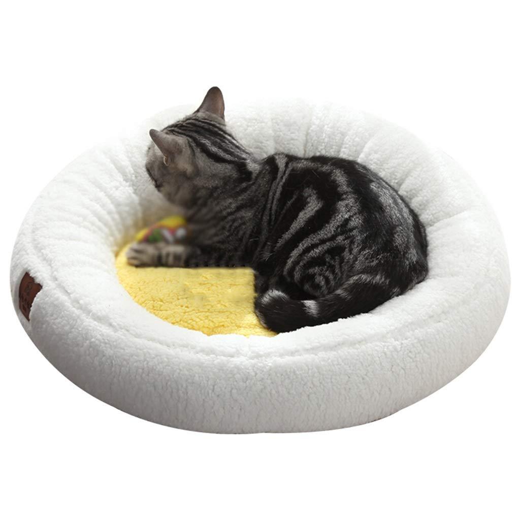 DSADDSD Pet Bed Cat Litter Kennel Keep Warm In Winter Sleeping Bag Comfortable Four Seasons Universal Pet Supplies