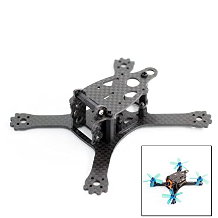 Amazon.com: usmile A-Max 114mm stretched X Frame Micro Carbon Fiber ...