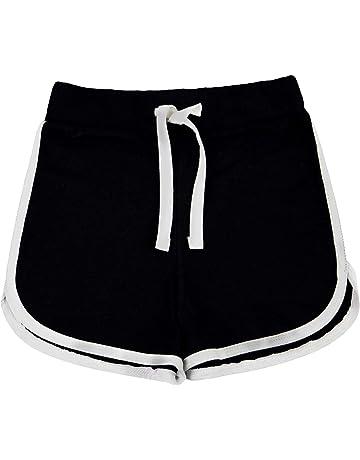 da bambina Confezione da 3 pantaloncini elasticizzati Essentials
