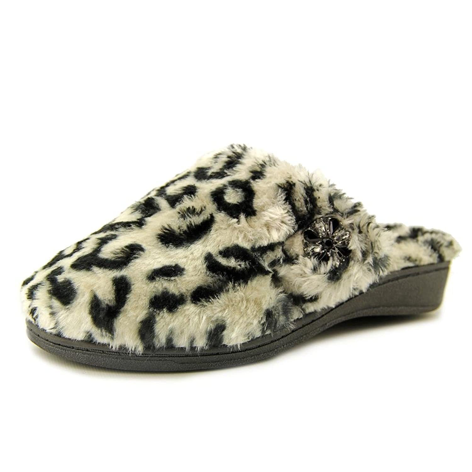 Amazon.com   Vionic with Orthaheel Technology Women's Gemma Luxe Slipper    Slippers
