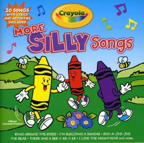 crayola-more-silly-songs
