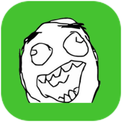 Amazon com crazy meme emoji rage sticker appstore for android