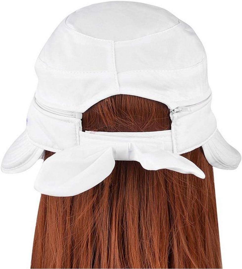 La Haute Sombrero ancho de ala grande sombrero verano gorra visera playa sombrero