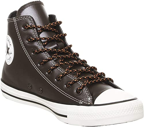 converse leather homme