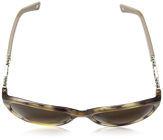Escada - Gafas de sol Redondas SES352 para mujer: Amazon.es ...