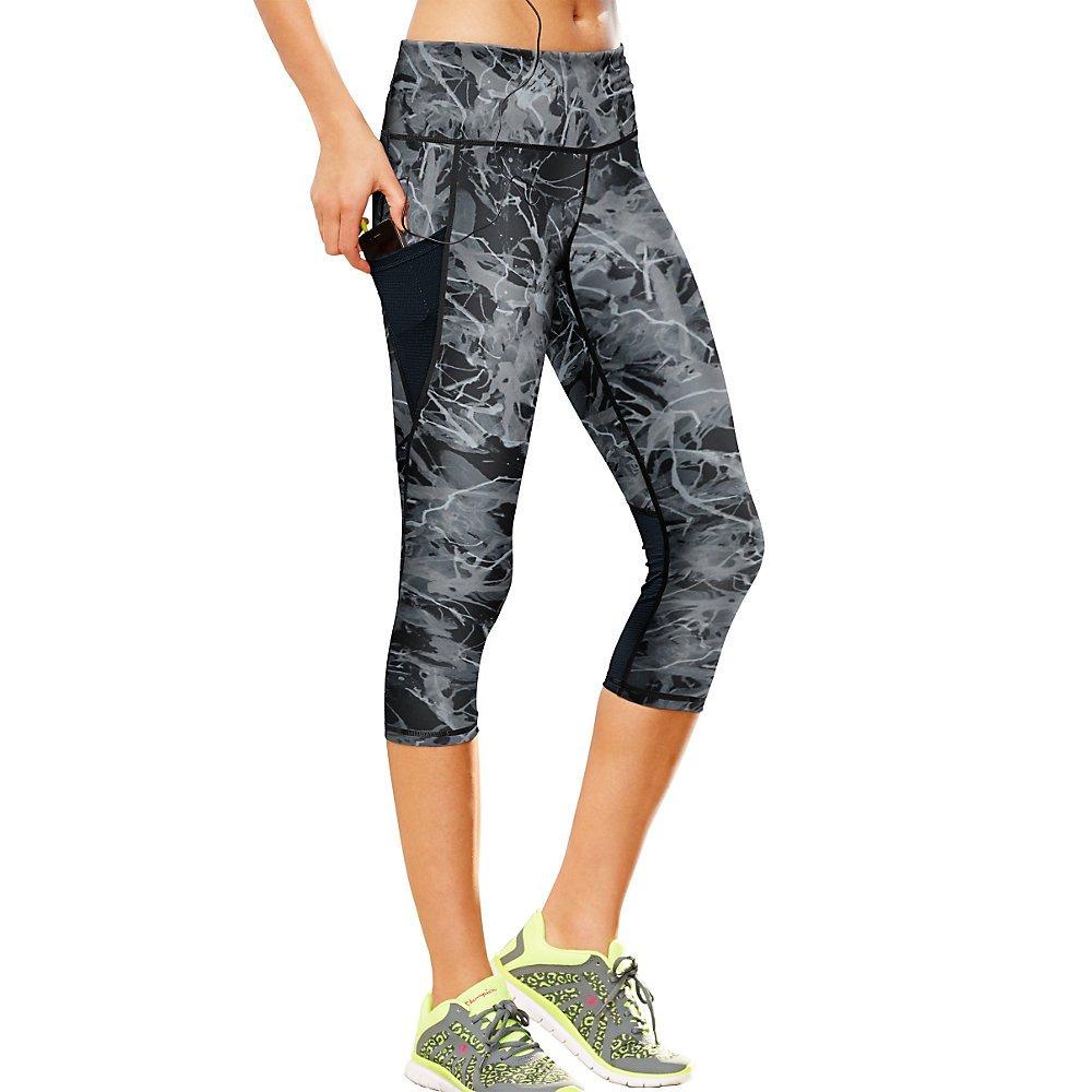 3553ae0f09c3 Champion Women s 6.2 Knee Tight at Amazon Women s Clothing store