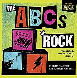 The ABCs of Rock by [Mooney, Melissa Duke]
