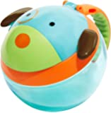 Skip Hop Baby Zoo Little Kid/Toddler Snack Cup, Darby Dog, Multi