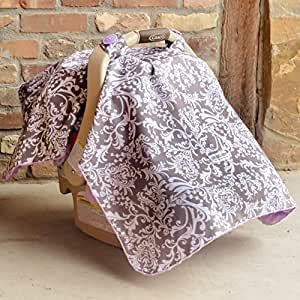 Mother's Lounge Carseat Canopy, Belle