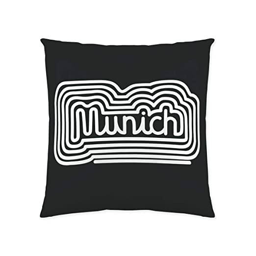 Munich Funda de cojín Cloud 50x50 cm: Amazon.es: Hogar