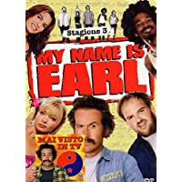 My name is Earl Stagione 03 [4 DVDs] [IT Import]
