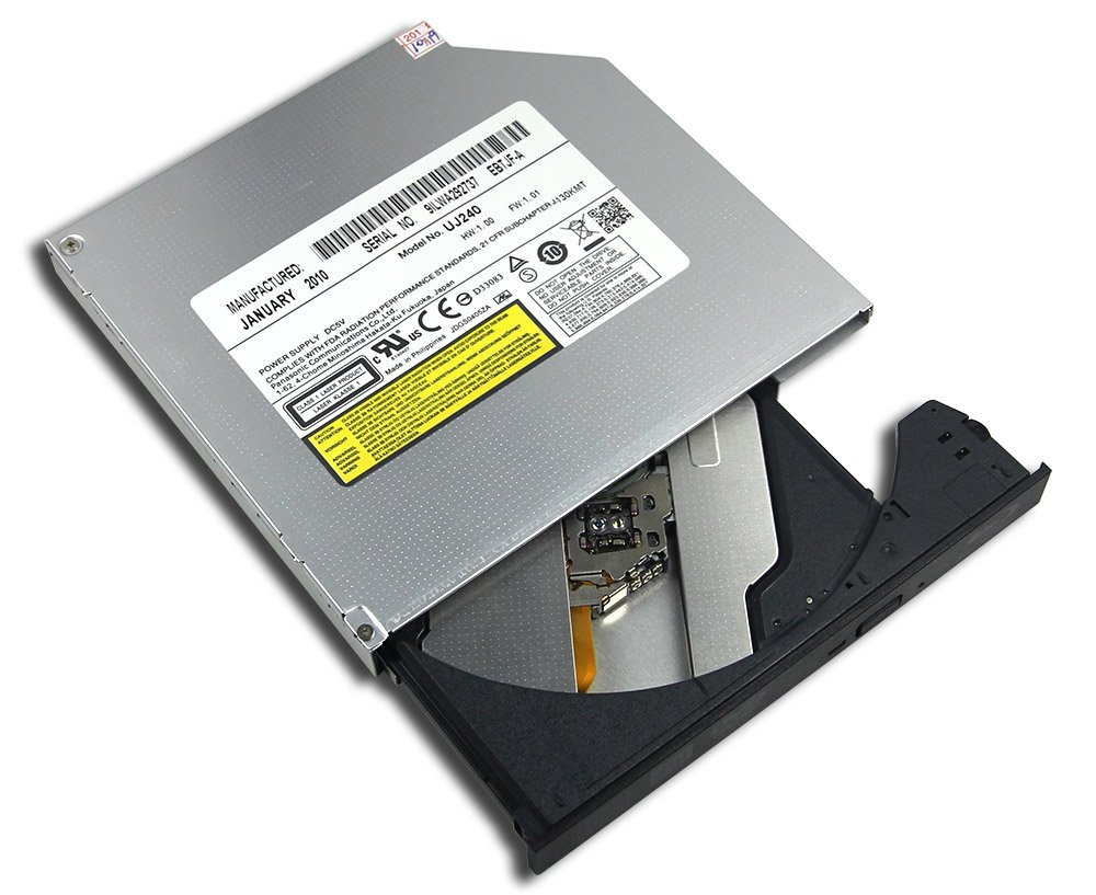 New for Acer Aspire Toshiba Asus MSI Laptop Internal 6X 3D Blu-ray Burner Matshita BD-MLT UJ240AS Panasonic UJ-240 UJ240 Double Layer BD-RE DL 50GB 8X DVD-RW Writer 12.7mm SATA Optical Drive