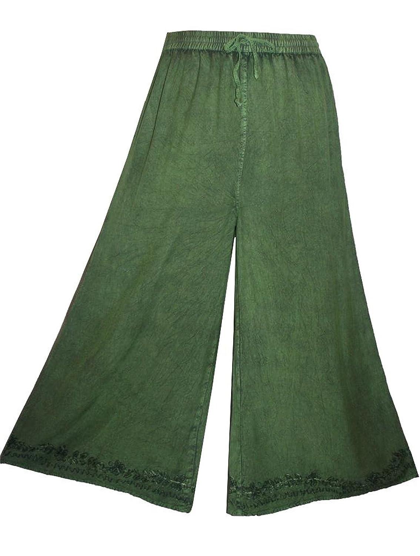 204 P Agan Traders Rayon Viscose Trouser Pant