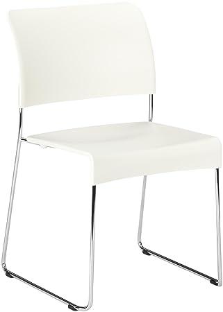 Stuhl Sim 4400100004 Vitra Haushalt SitzfarbeWeißKücheamp; ygb7Yf6